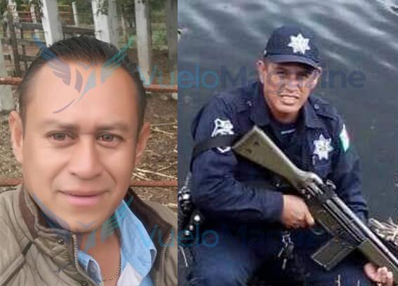 policias muertos